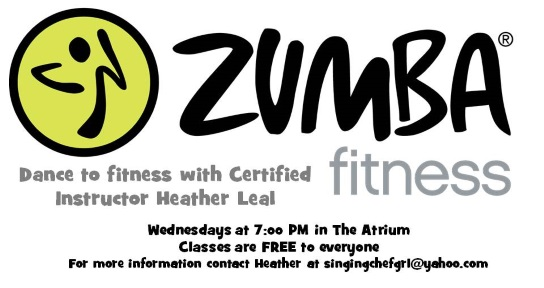 Join us for Zumba