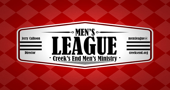 Men's Ministry at The Church at Creek's End